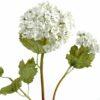 fleur artifcielle viburnum boule de neige 1 1