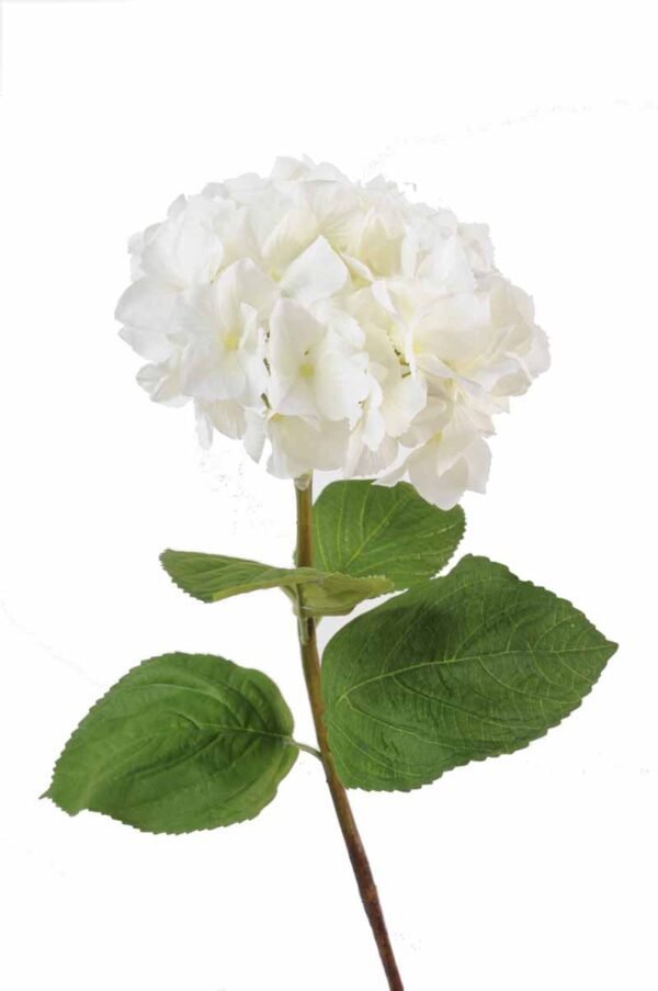 fleur artificielle hortensia blanc 1 1