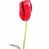 fleur artificielle tulipe rouge 1 1