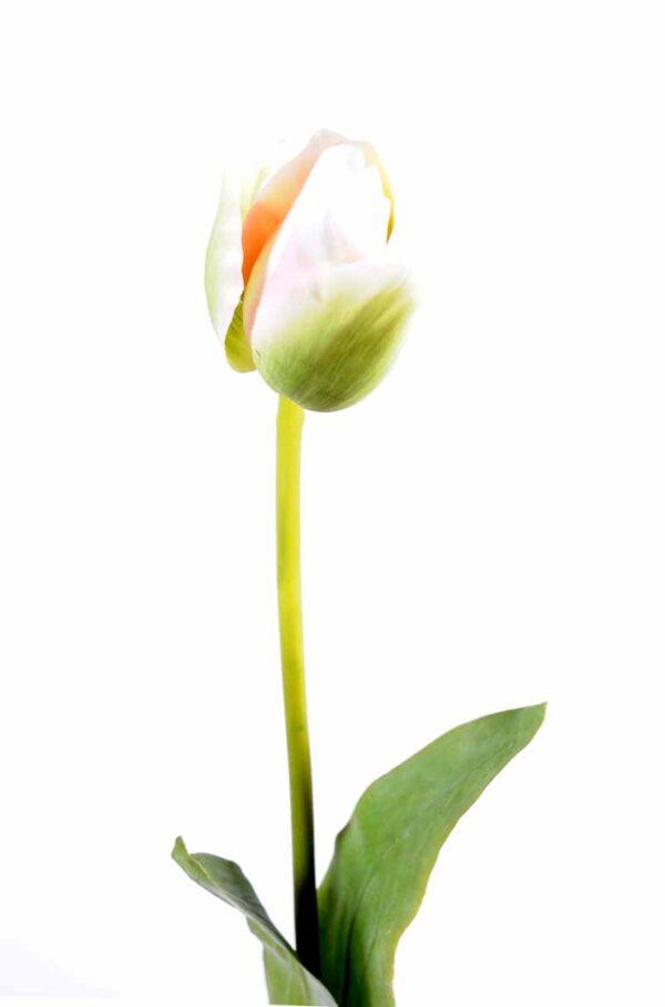 fleur artificielle tulipe vert 2 2