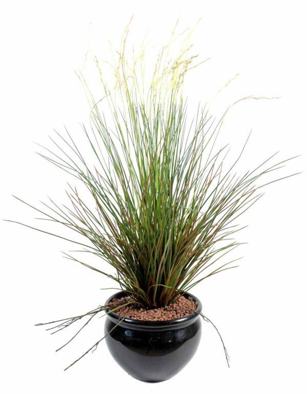 plante artificielle graminee touffe plast 1 1